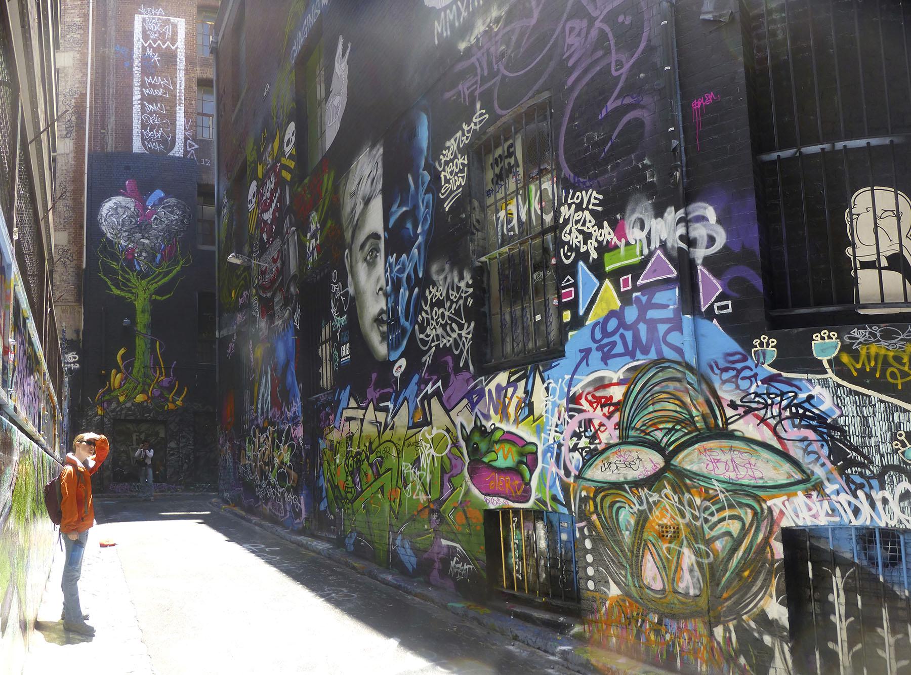 It's Not Vandalism, It's Art