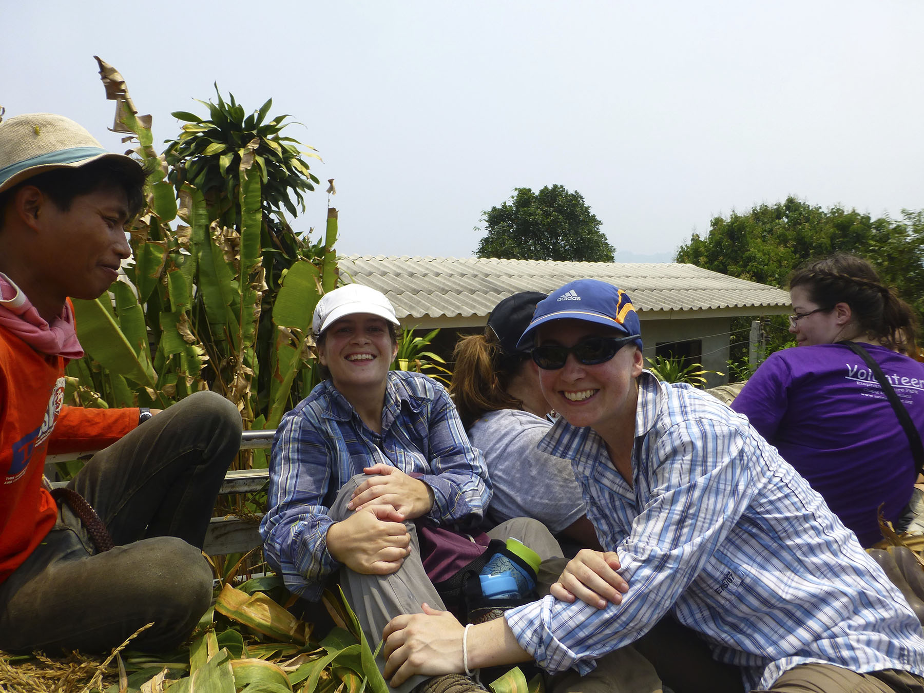 High On Life (And Corn Stalks)
