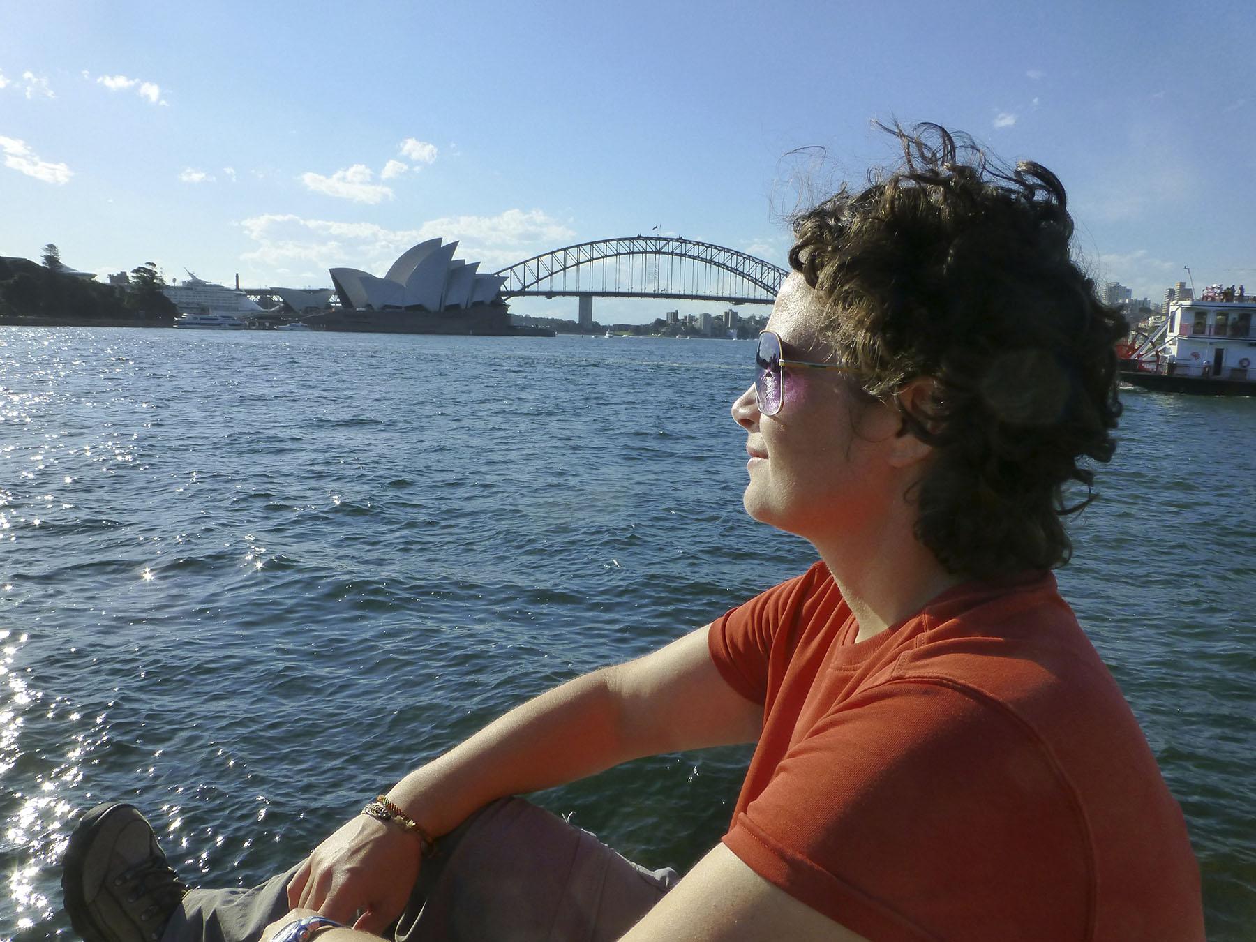 Taking A Shine To Sydney