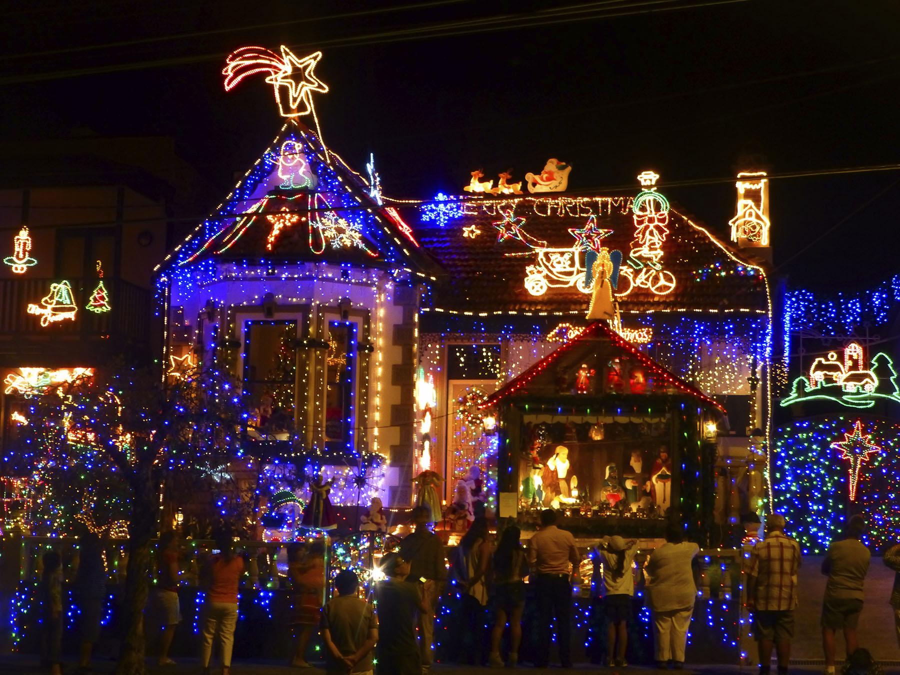 Bright Lights In Merrickville