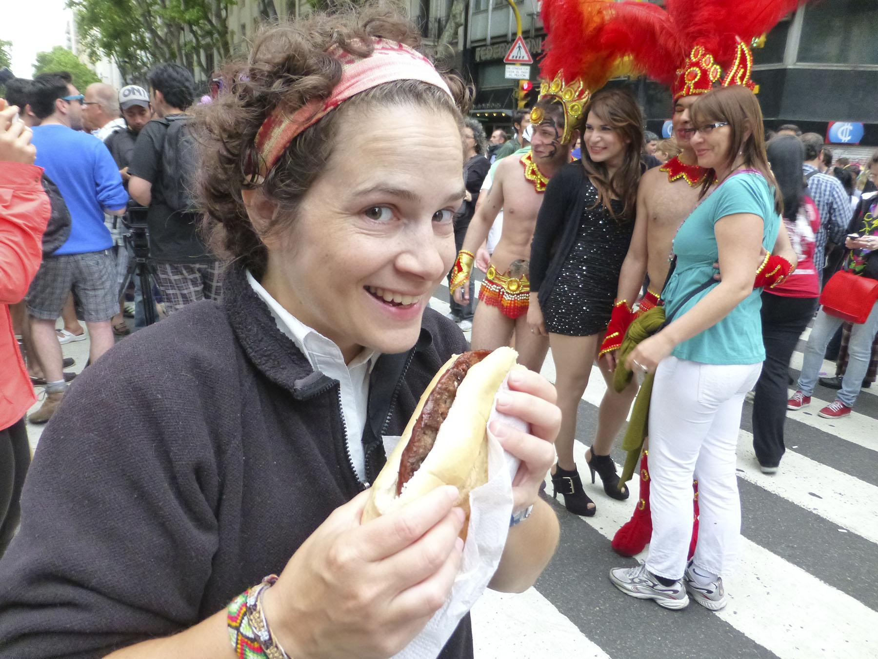 Gay Pride And Pan Chorizo!