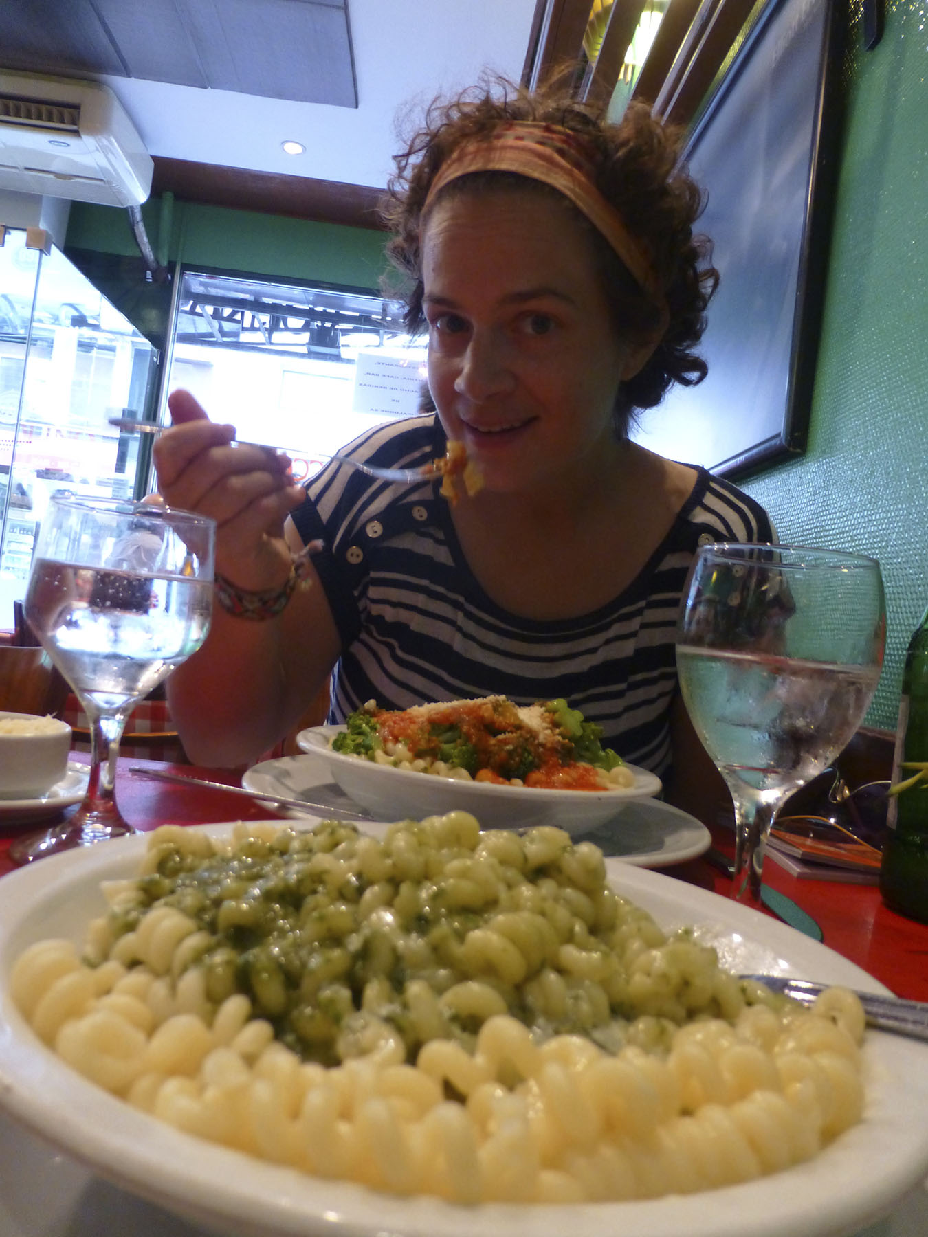 This Pesto Pasta Was A Real Tear-Jerker