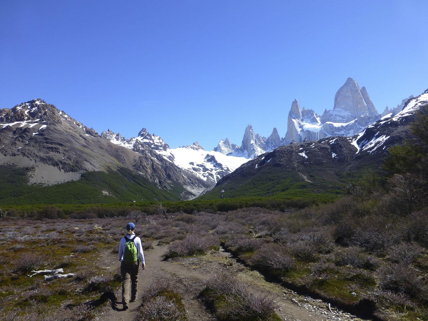 Where Desert Terrain Meets Alpine Scenery