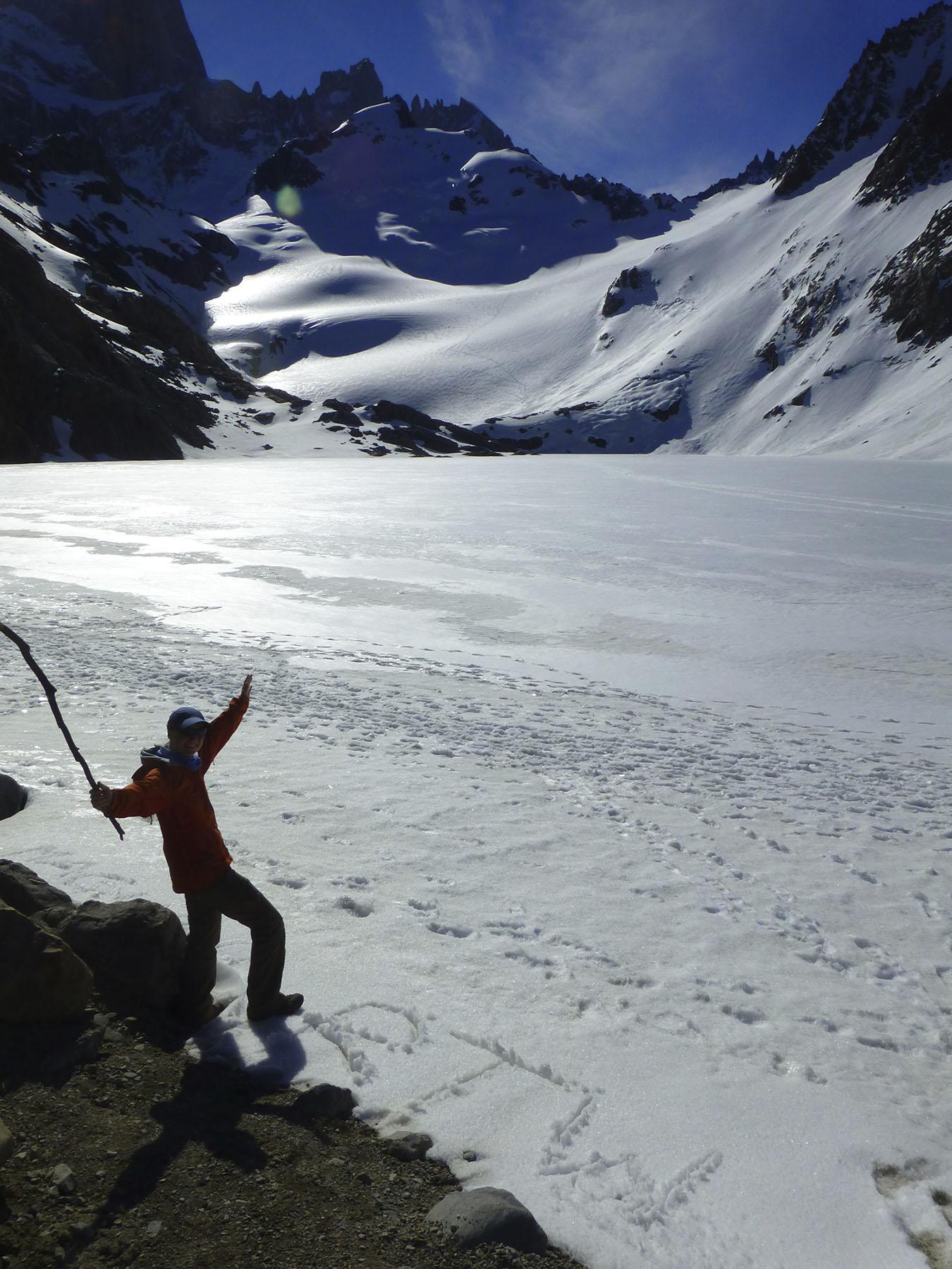 Round The World - On Ice!
