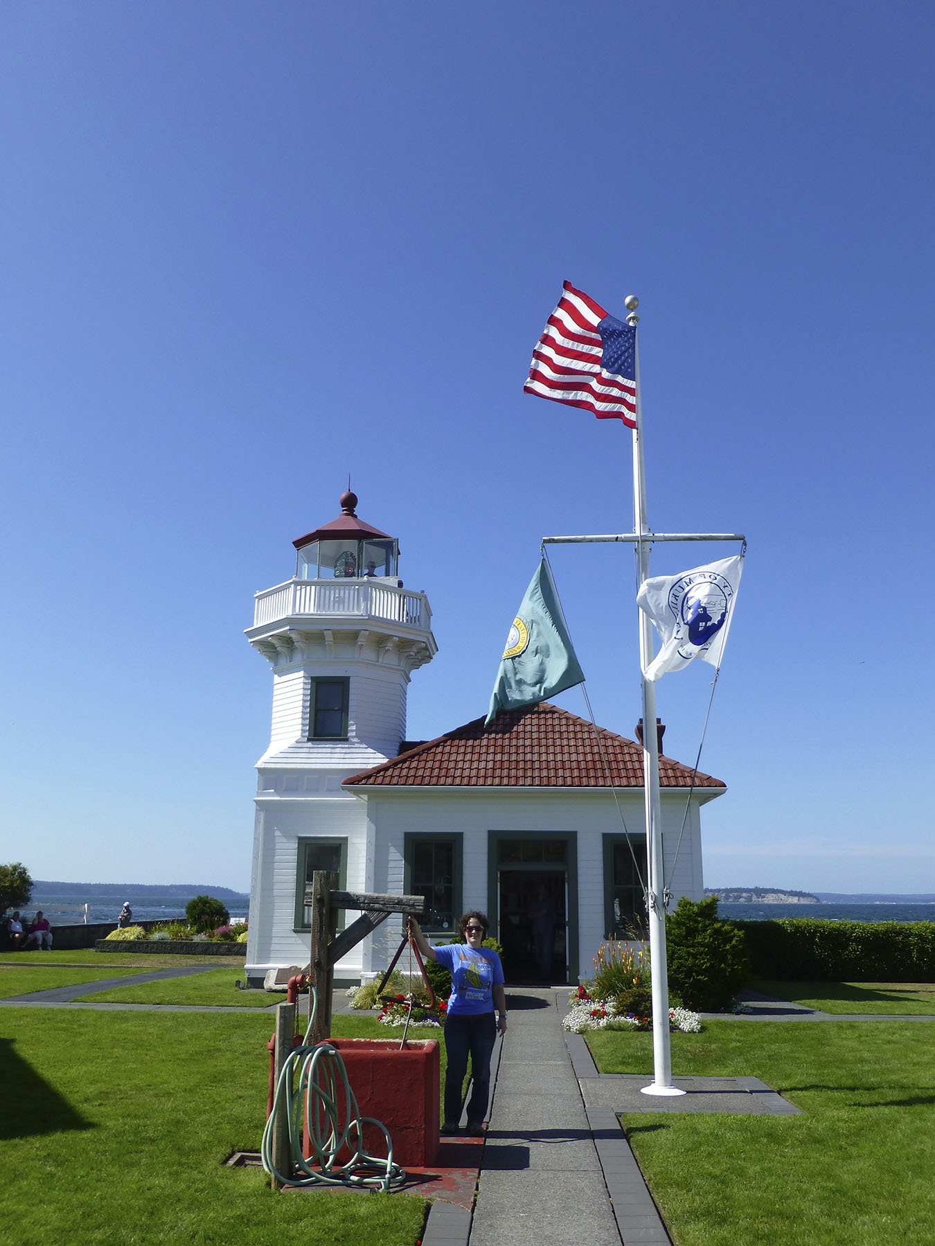 Mukilteo Light House