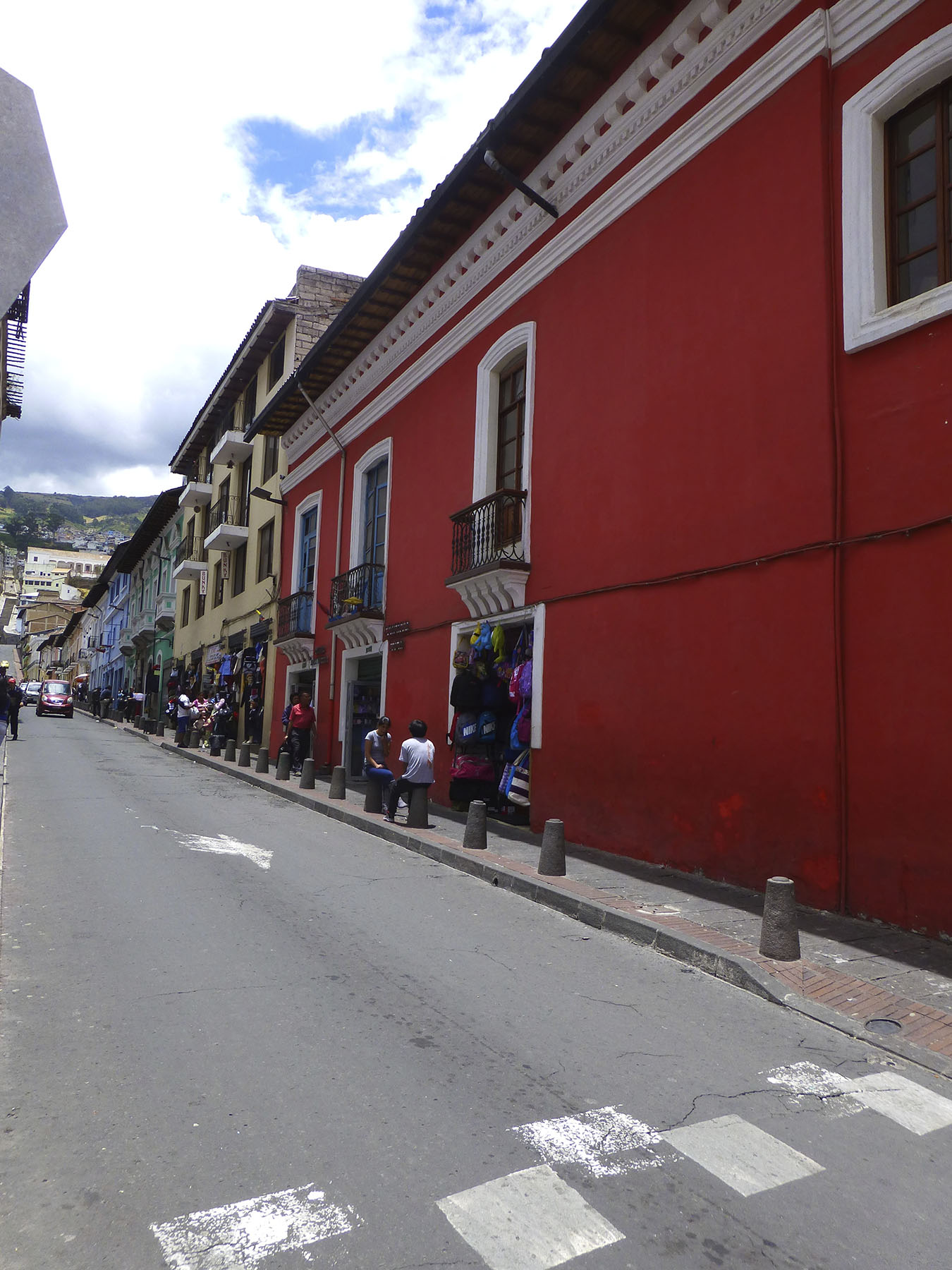 The Colors of Quito