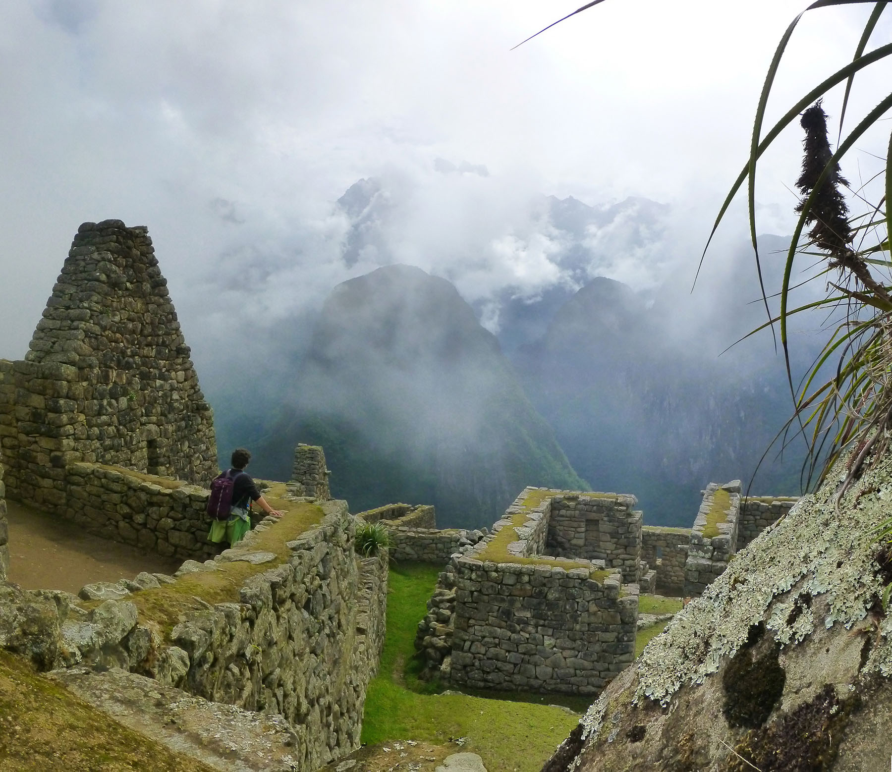Becoming A Part Of Machu Picchu