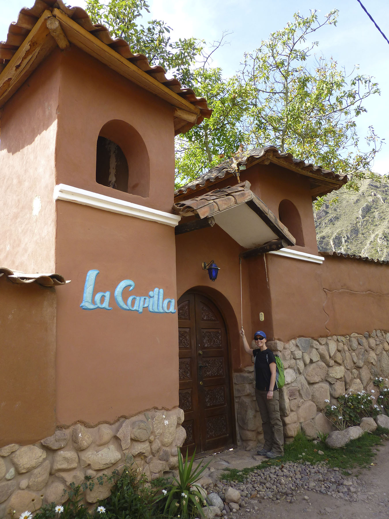 La Capilla Lodge.