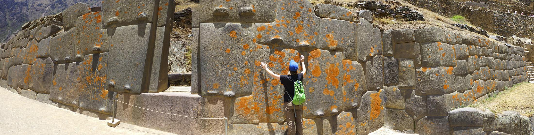 Examining The Stone