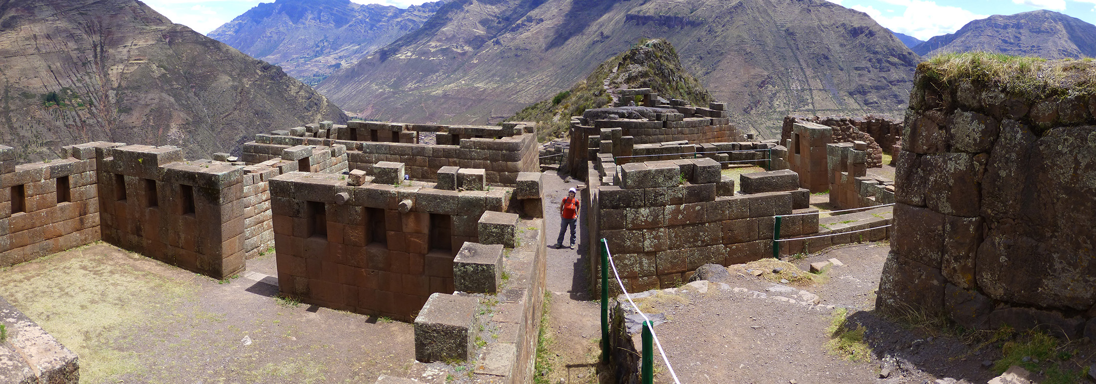 Temples Of Pisac
