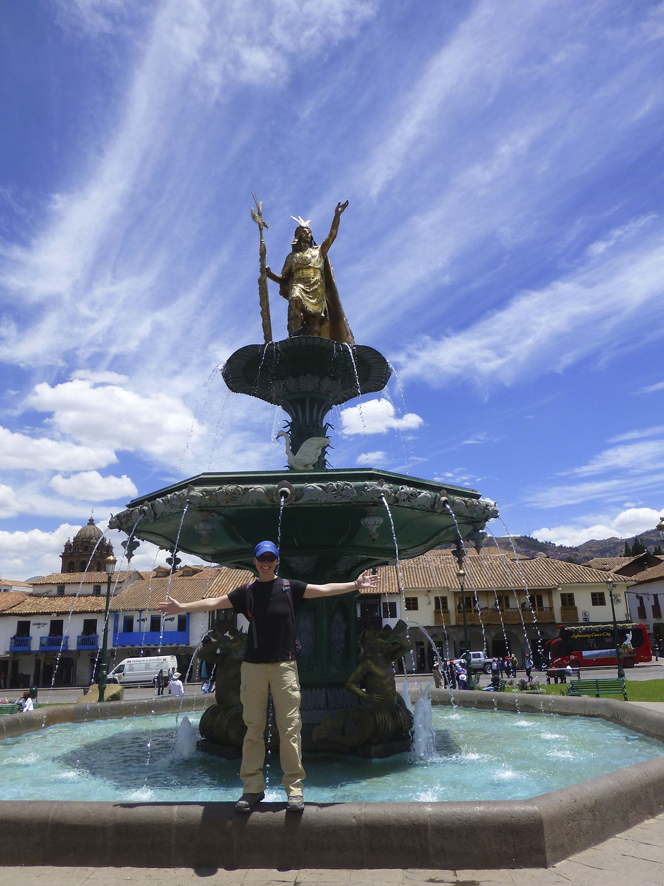 Fountain of Pachacutec