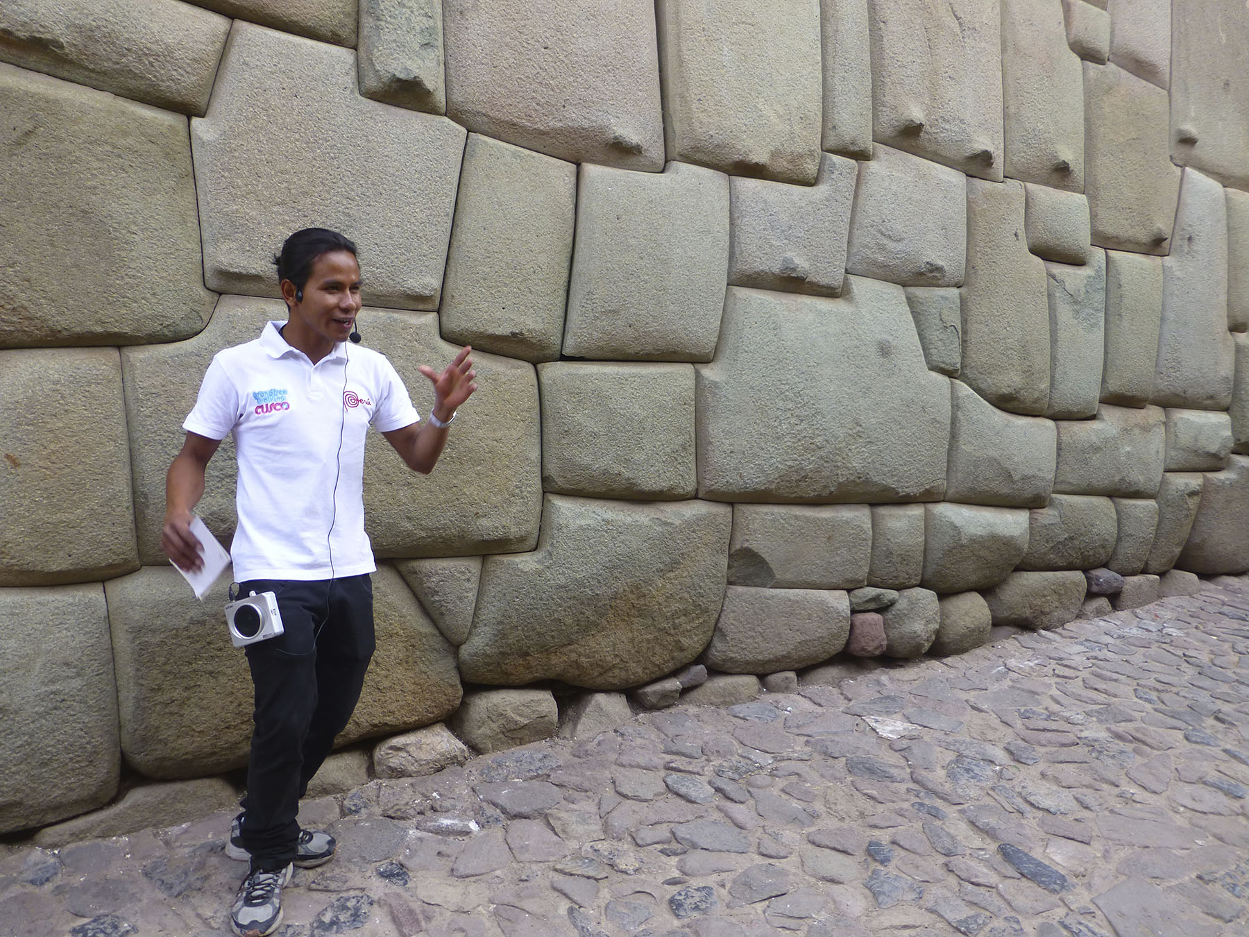 Marco: Our High-Energy Cusco Guide