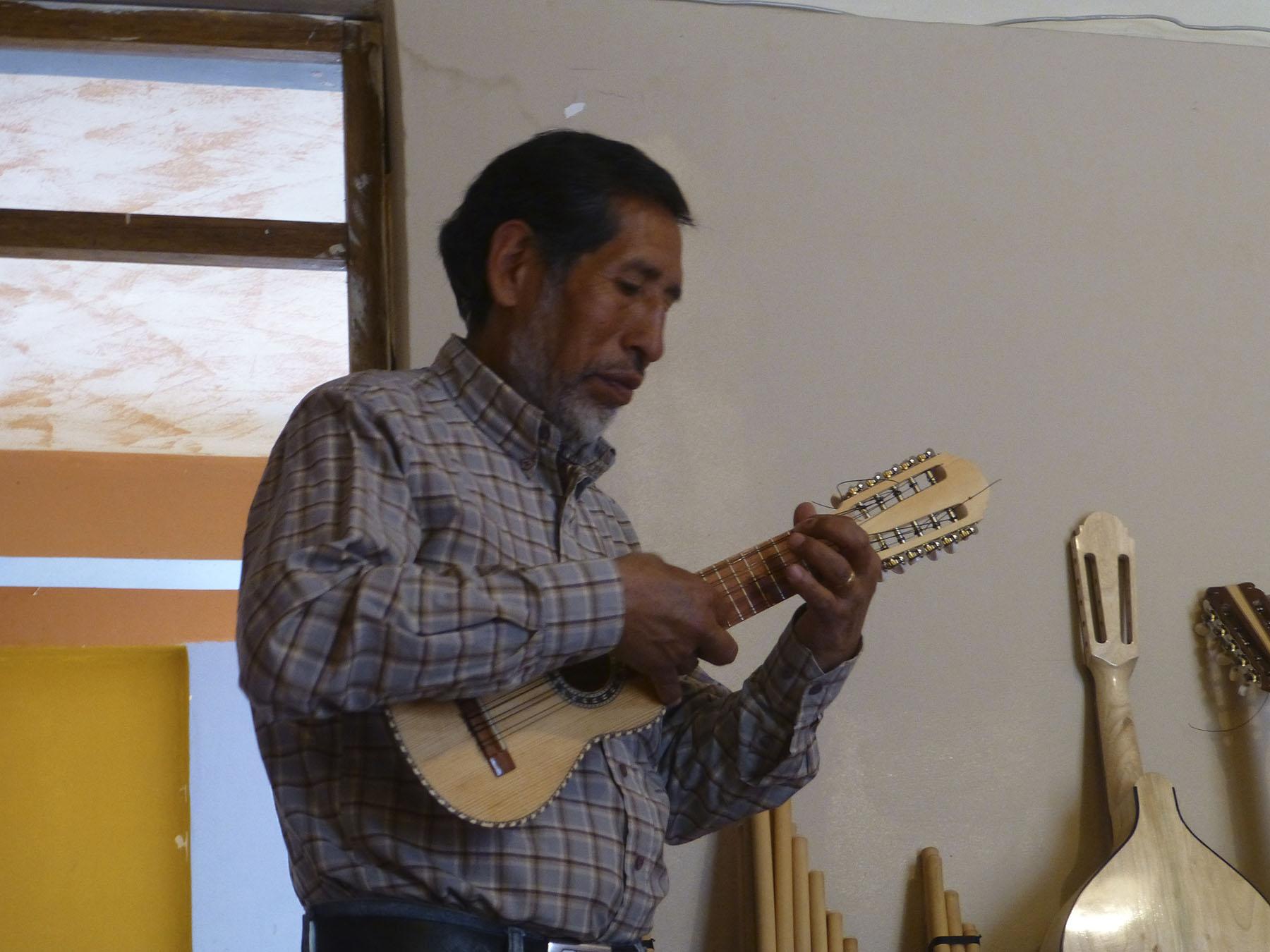 Crafstman and musician