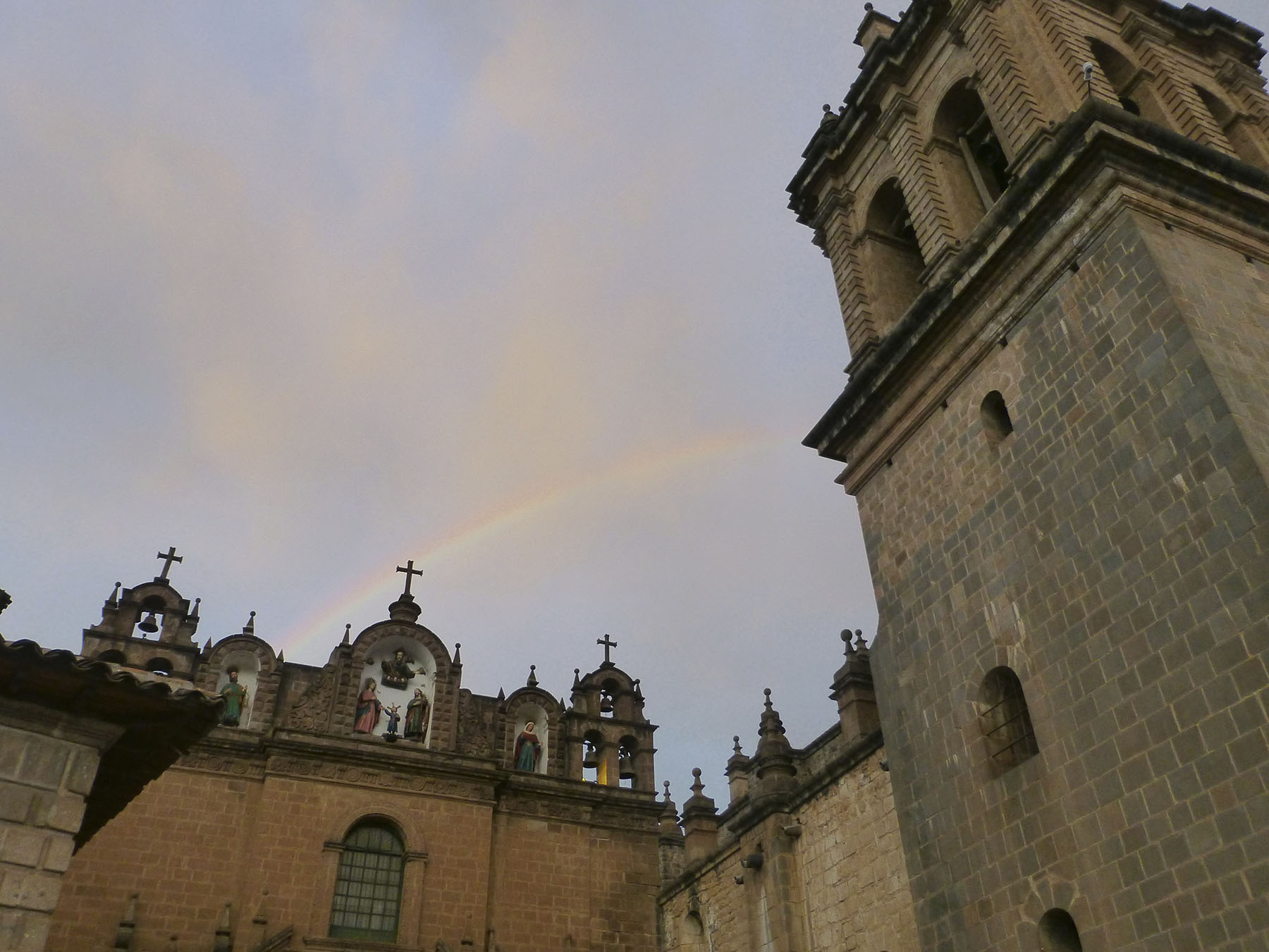 Cusco Rainbow