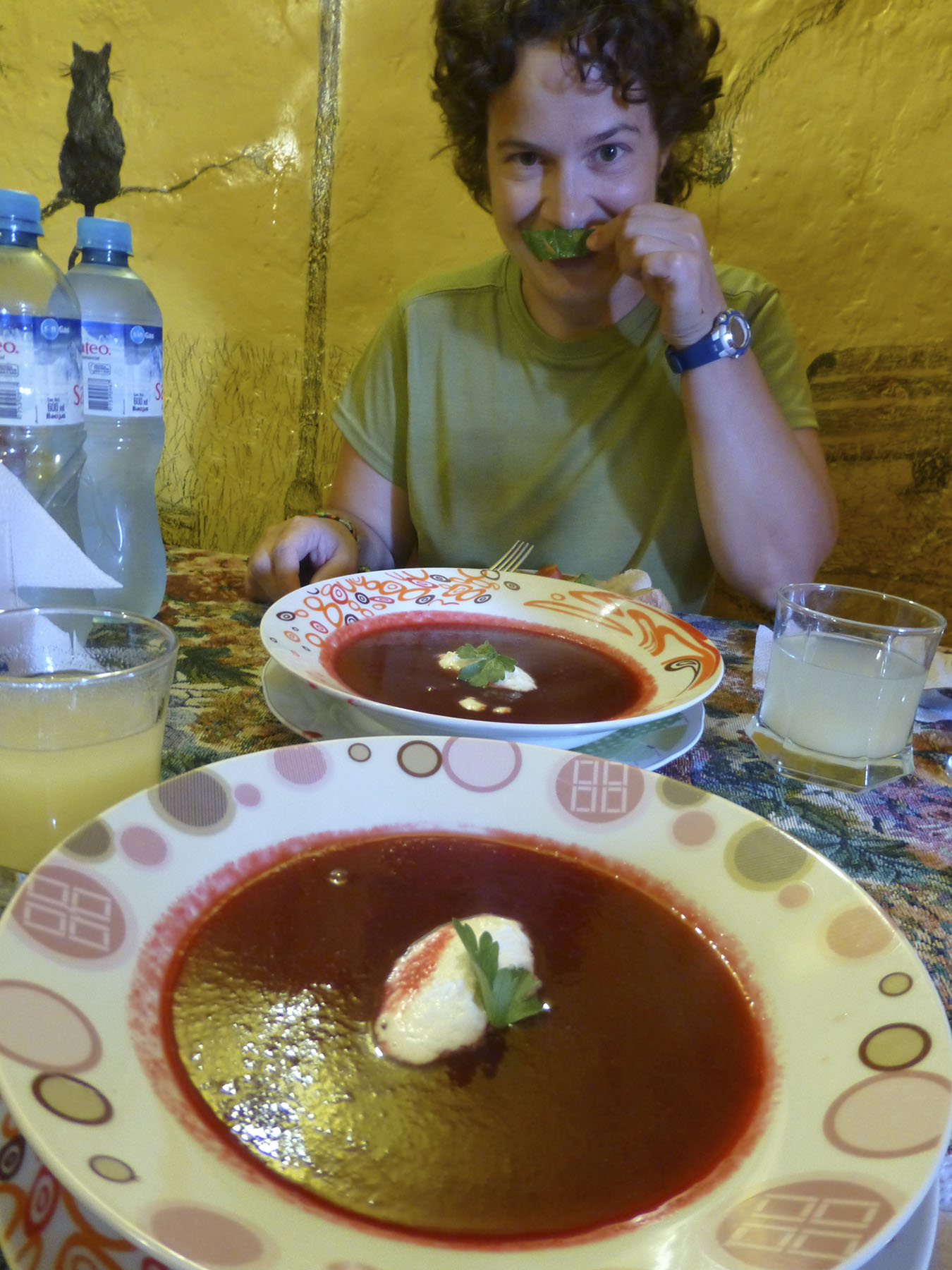 Beet Soup!