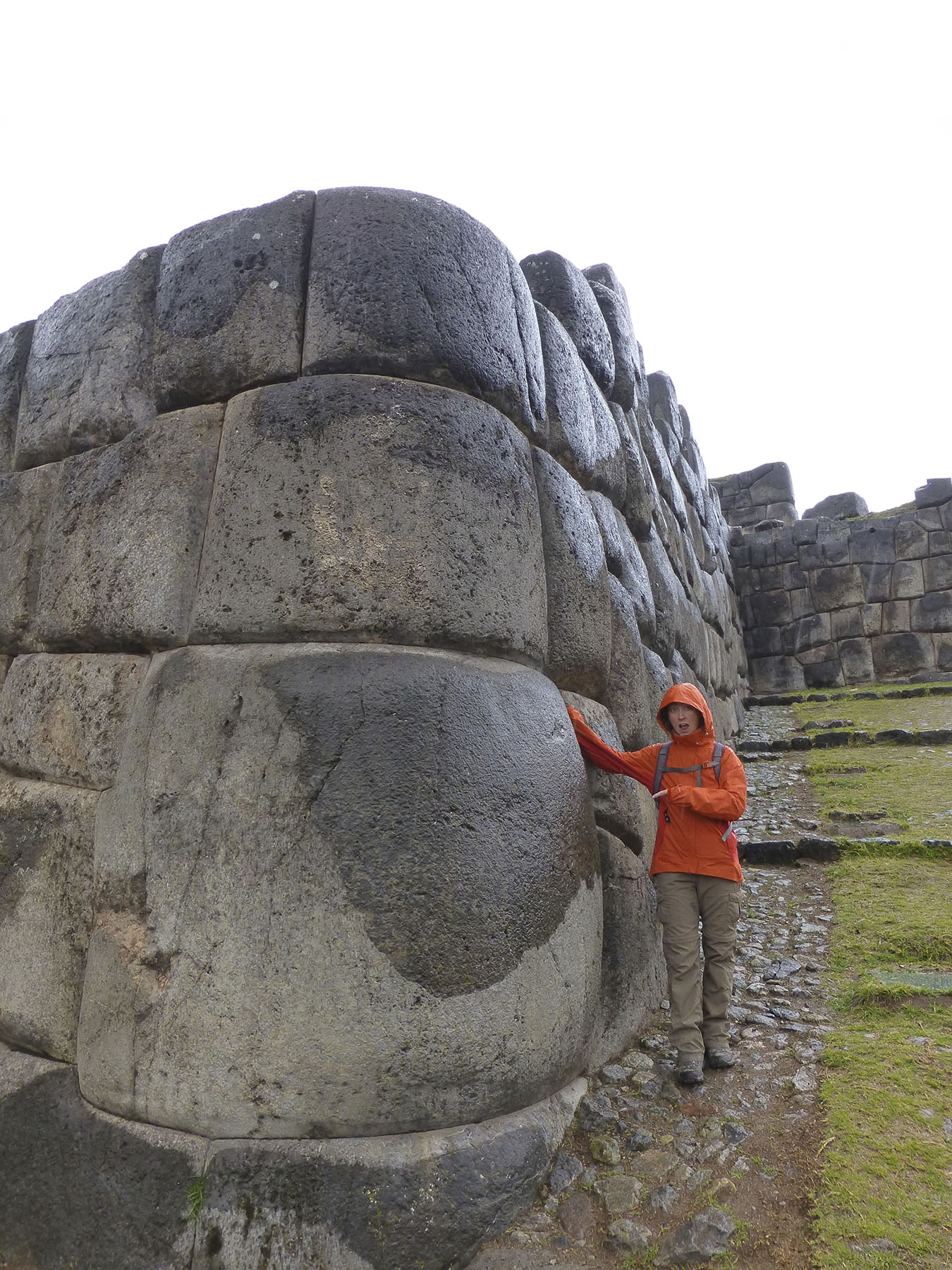Stones Of Sacsayhuaman