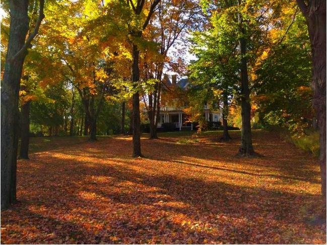 Autumn in Rhode Island