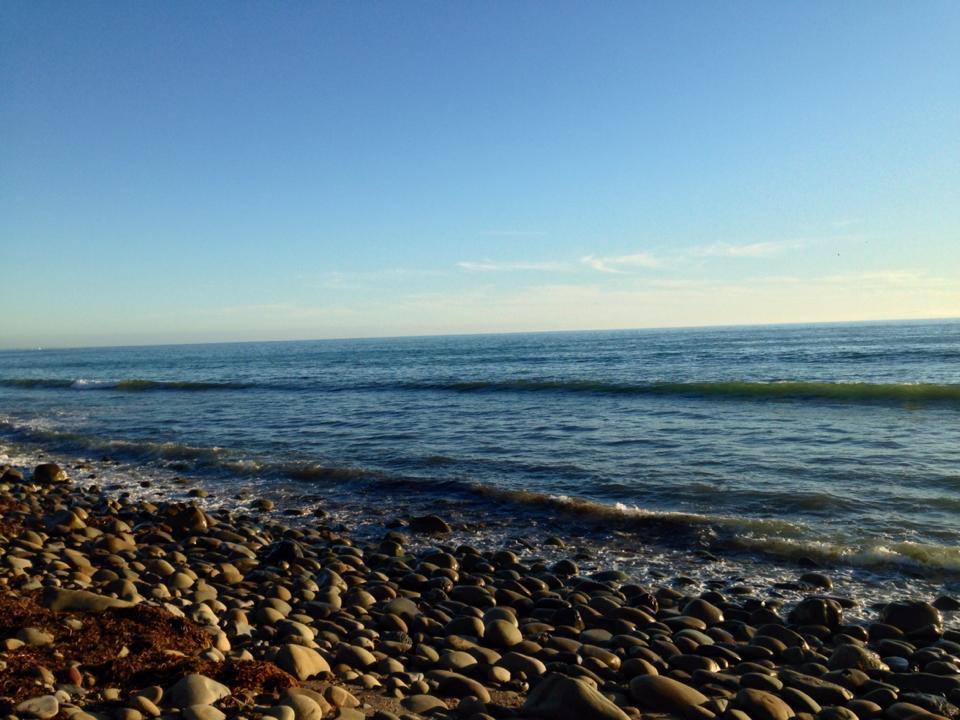 Close to Ventura