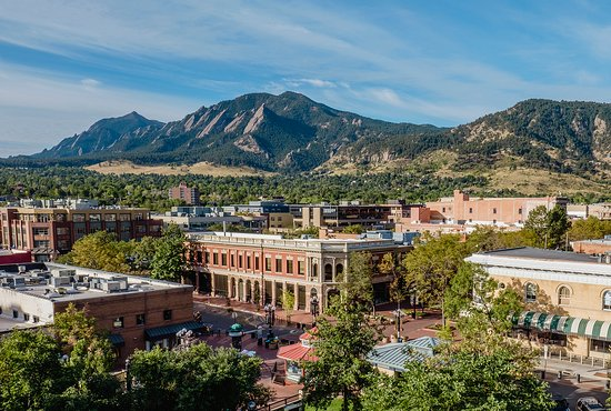 October 1, 2018 - Congressional District Office:1644 Walnut St.Boulder, CO.