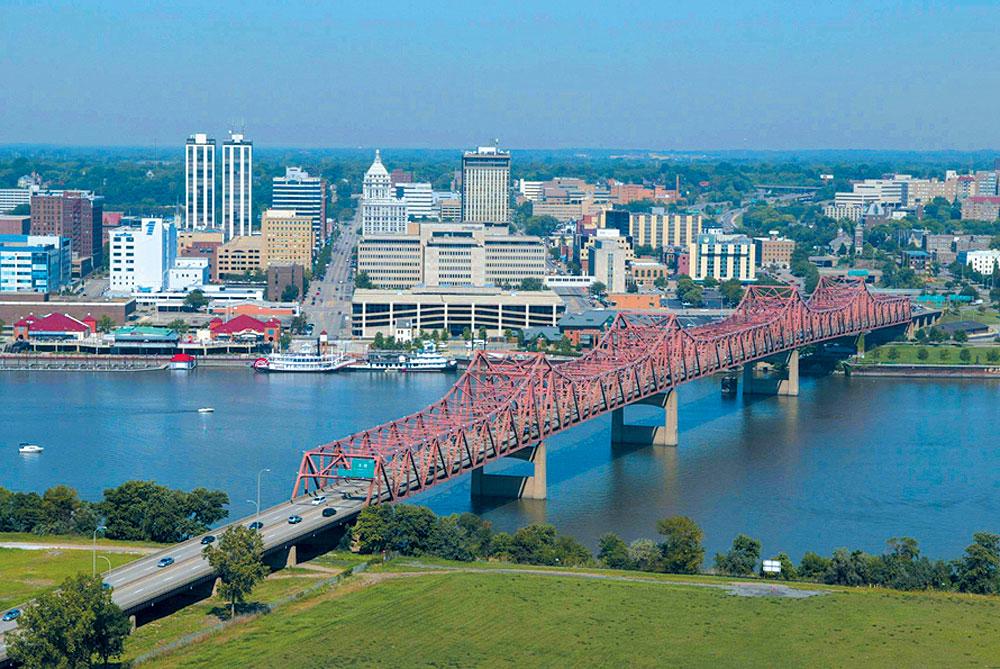 August 21, 2018 - Congressional District Office:100 NE Monroe St. #100Peoria, IL.