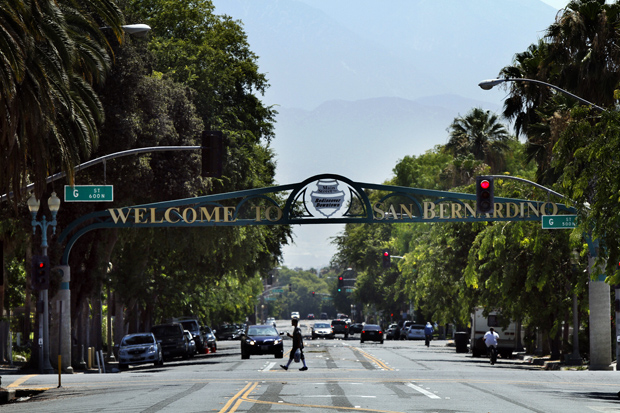 September 23, 2018 - Congressional District Office:685 East Carnegie Drive#100San Bernardino, CA.