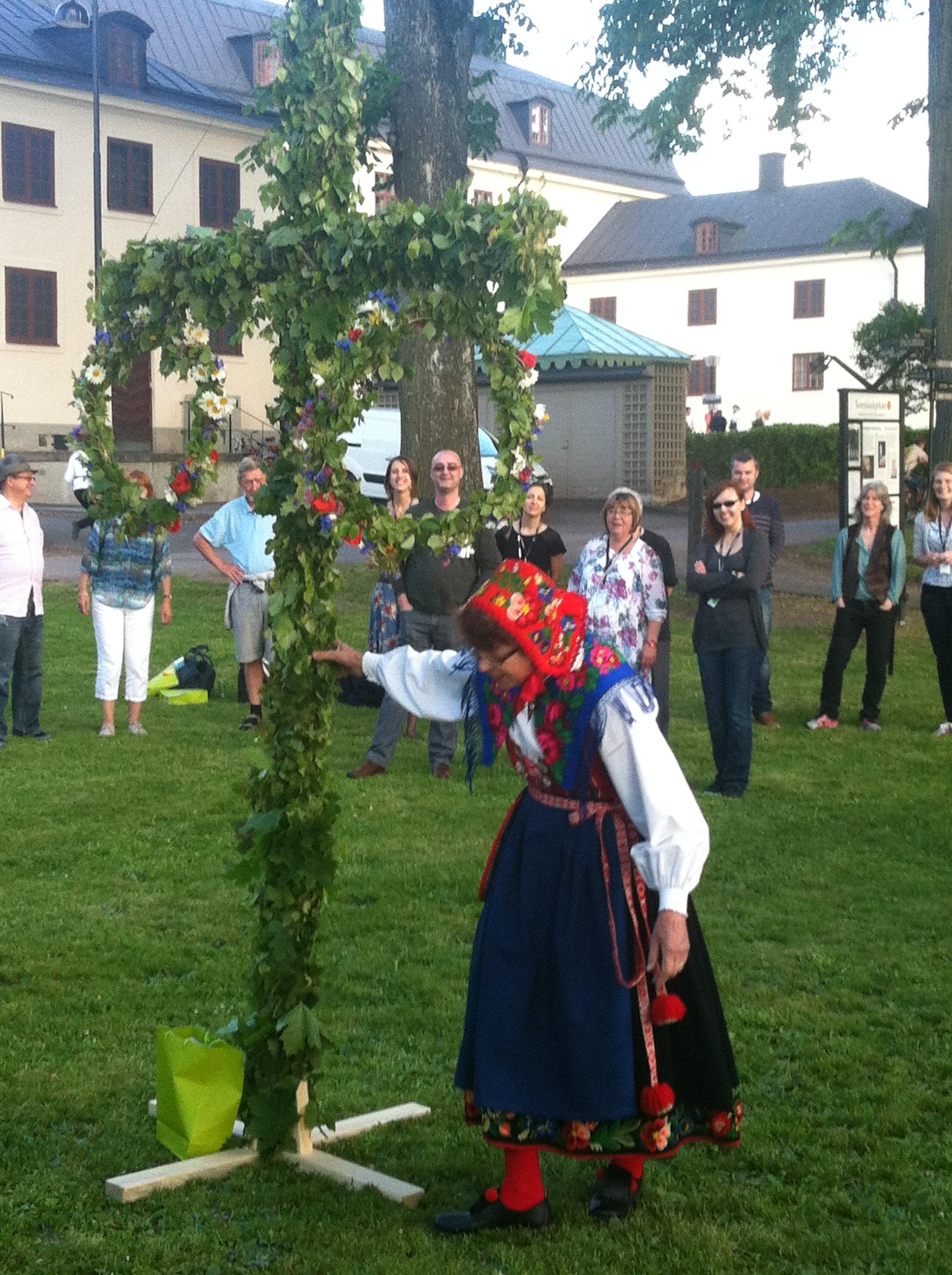 Traditional Midsummer celebrations