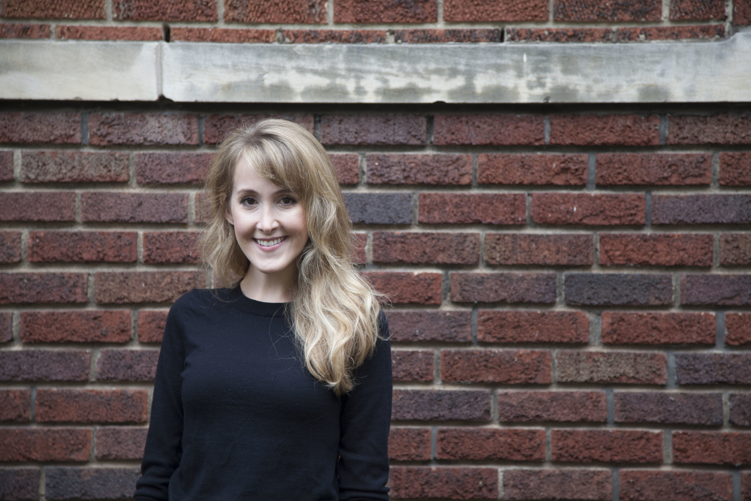 Sarah Bailey - Managing Editor