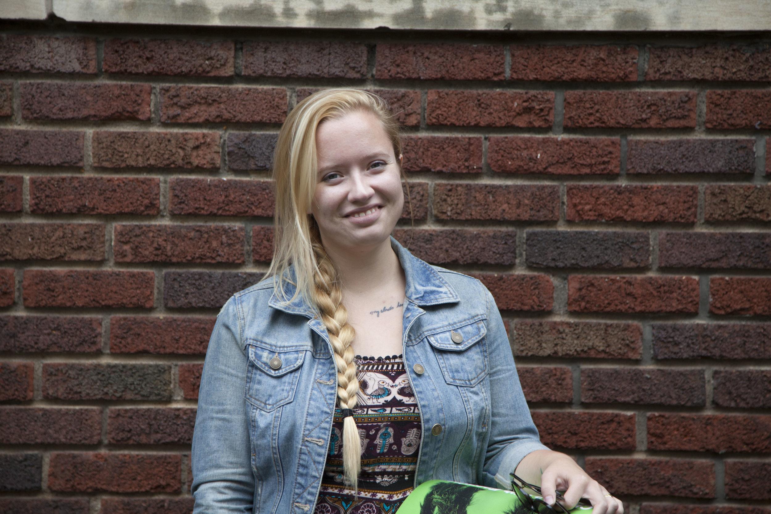 Amy Parkes - Program Assistant