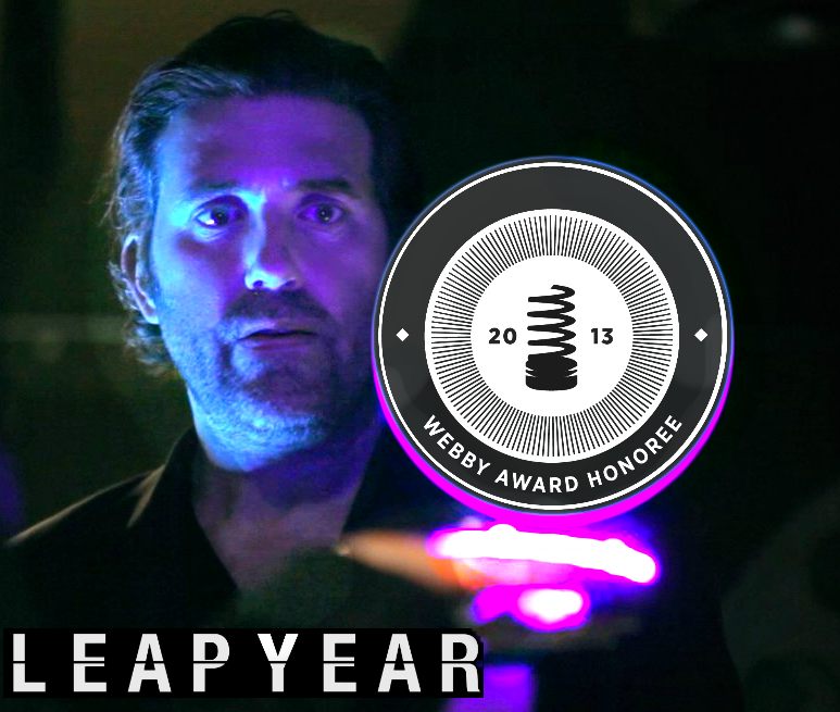 Thrilled to announce  Leap Year  is a Webby Honoree for Best Branded Entertainment Series.