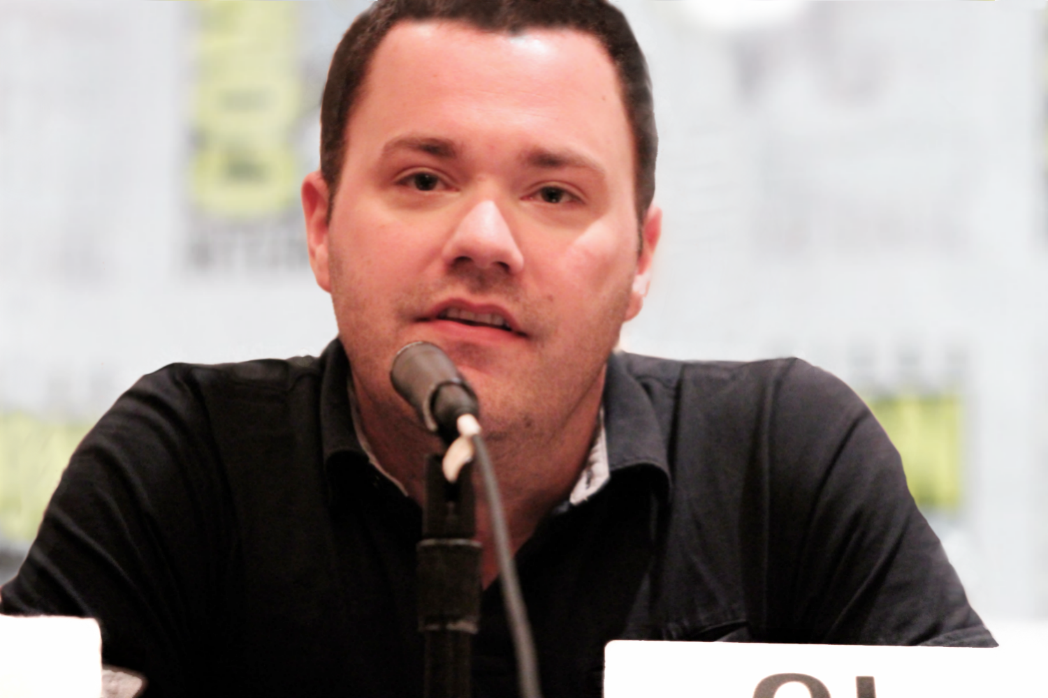 Wilson Cleveland at San Diego Comic Con