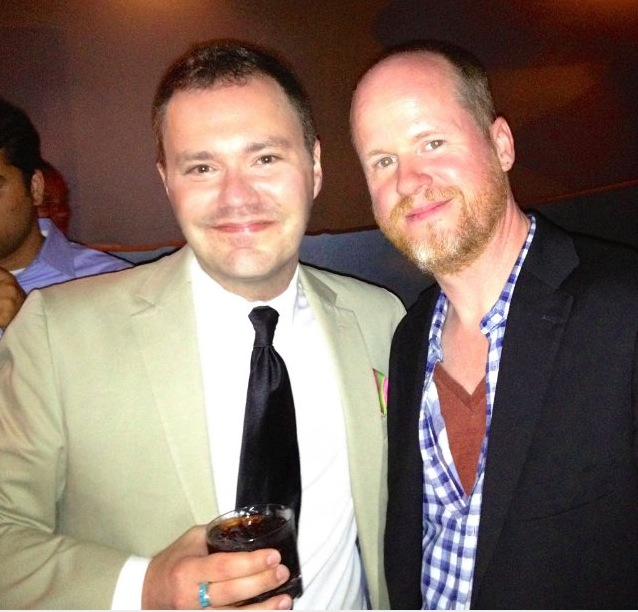 Wilson Cleveland and Joss Whedon