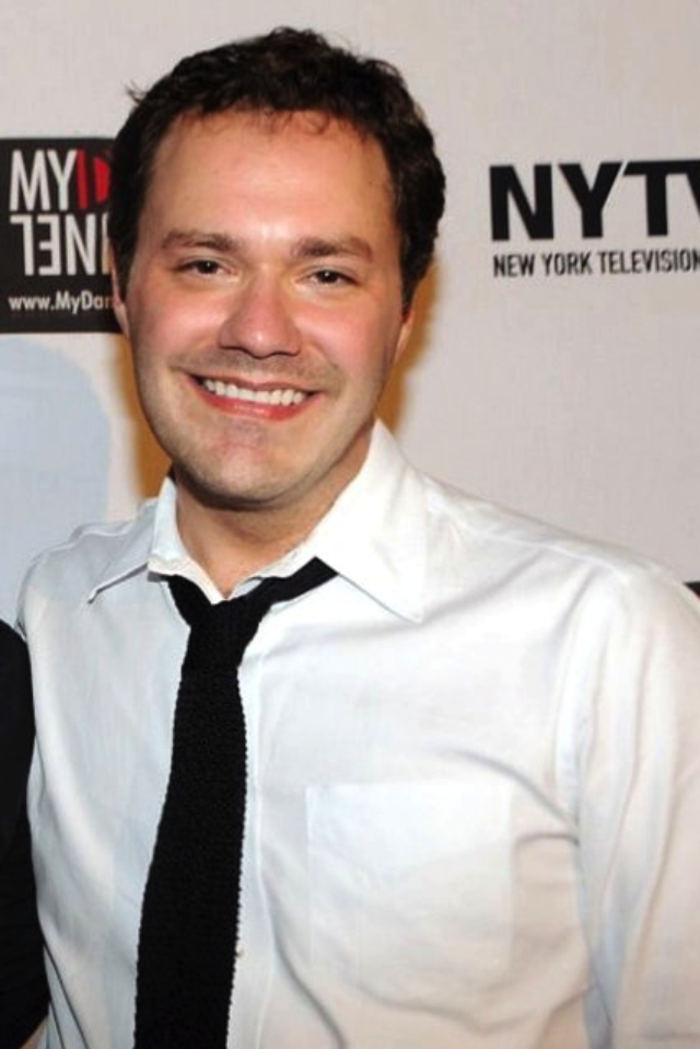 Wilson Cleveland at the NY Television Festival