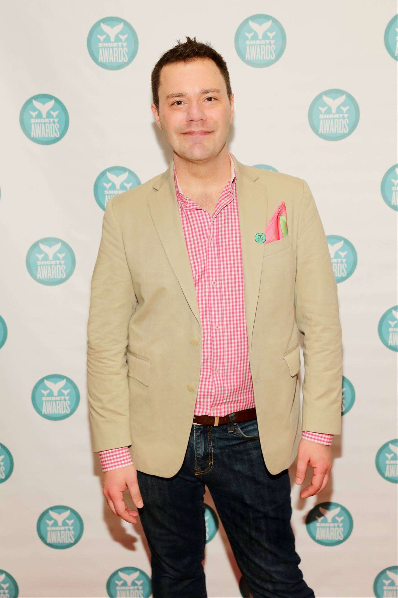Wilson Cleveland at the Shorty Awards