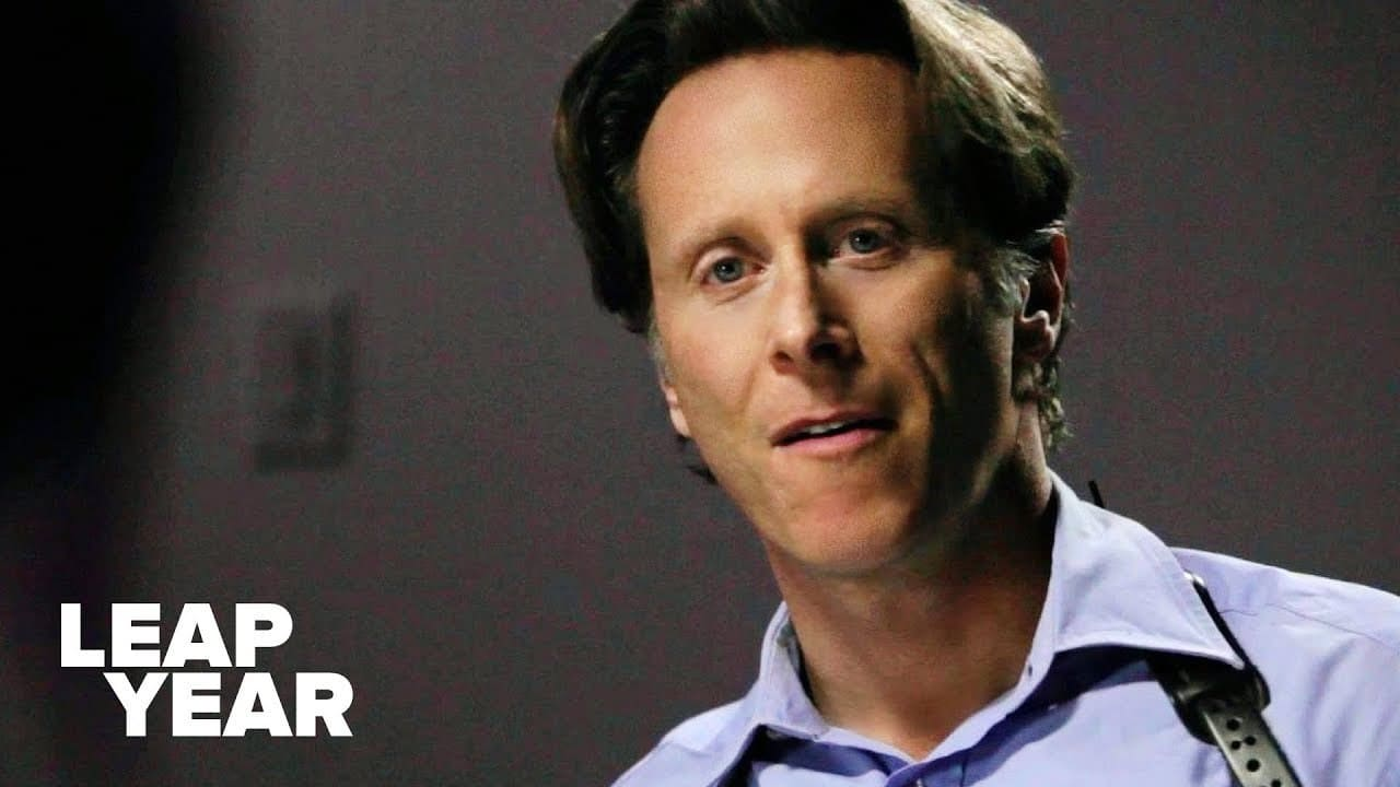 Detective Remy Doyle (played by guest star Steven Weber) interrogates Bryn.