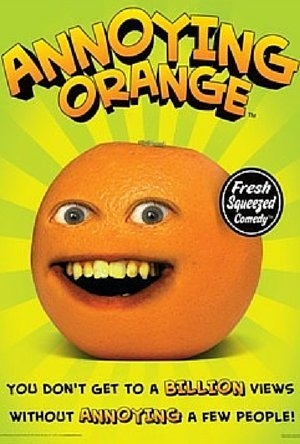 The Annoying Orange