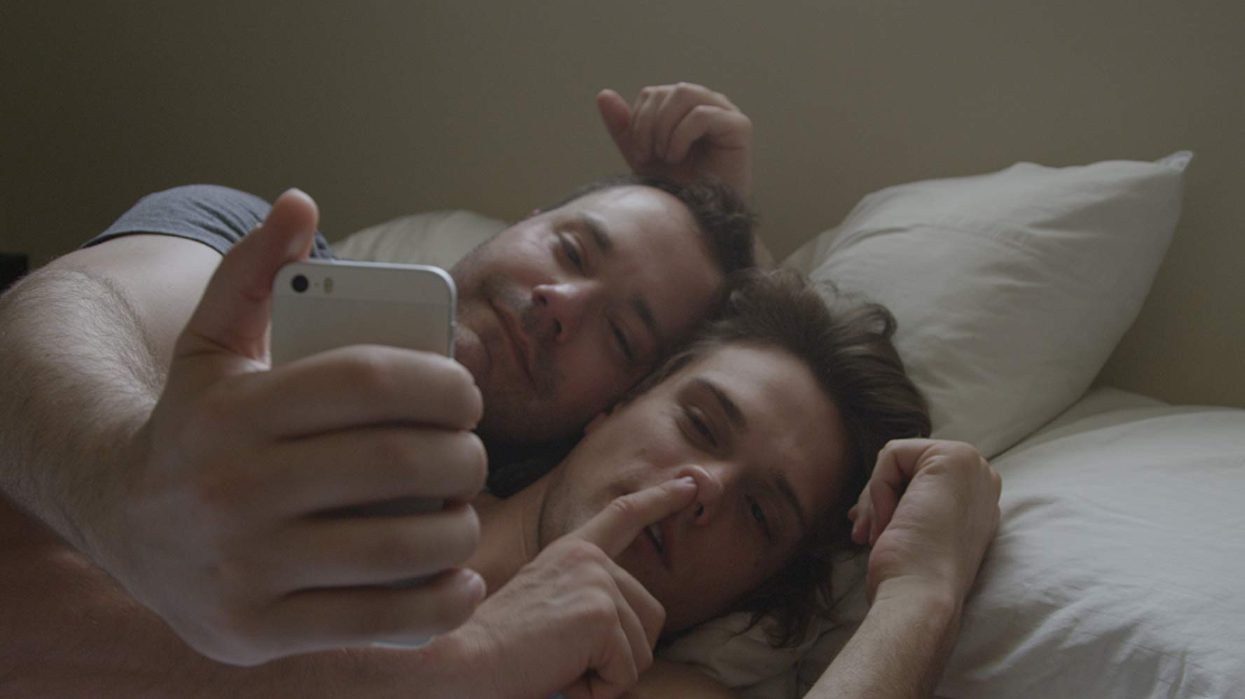 Wilson Cleveland and Hartley Sawyer in Kept Man (2014)