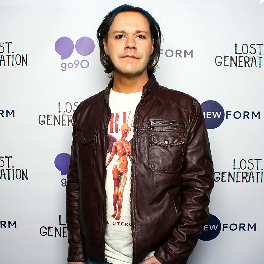 Wilson Cleveland at the Lost Generation premiere