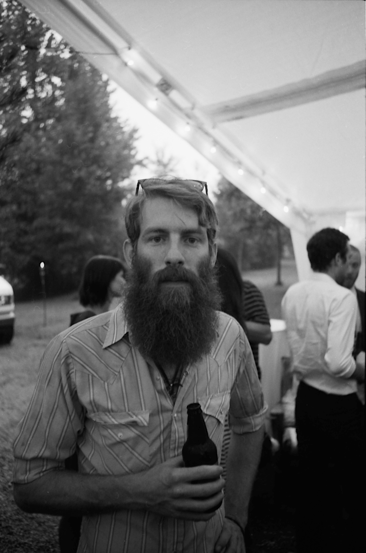 FOH Sound Engineer Justin Glanville