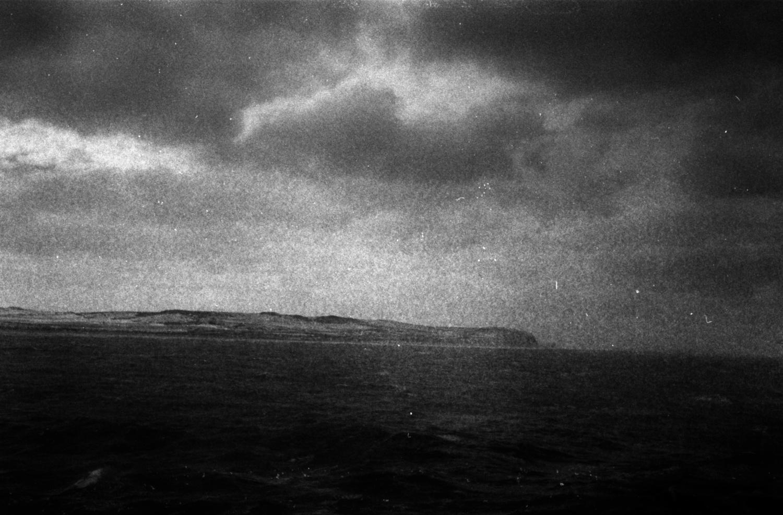 Grainy cliffs