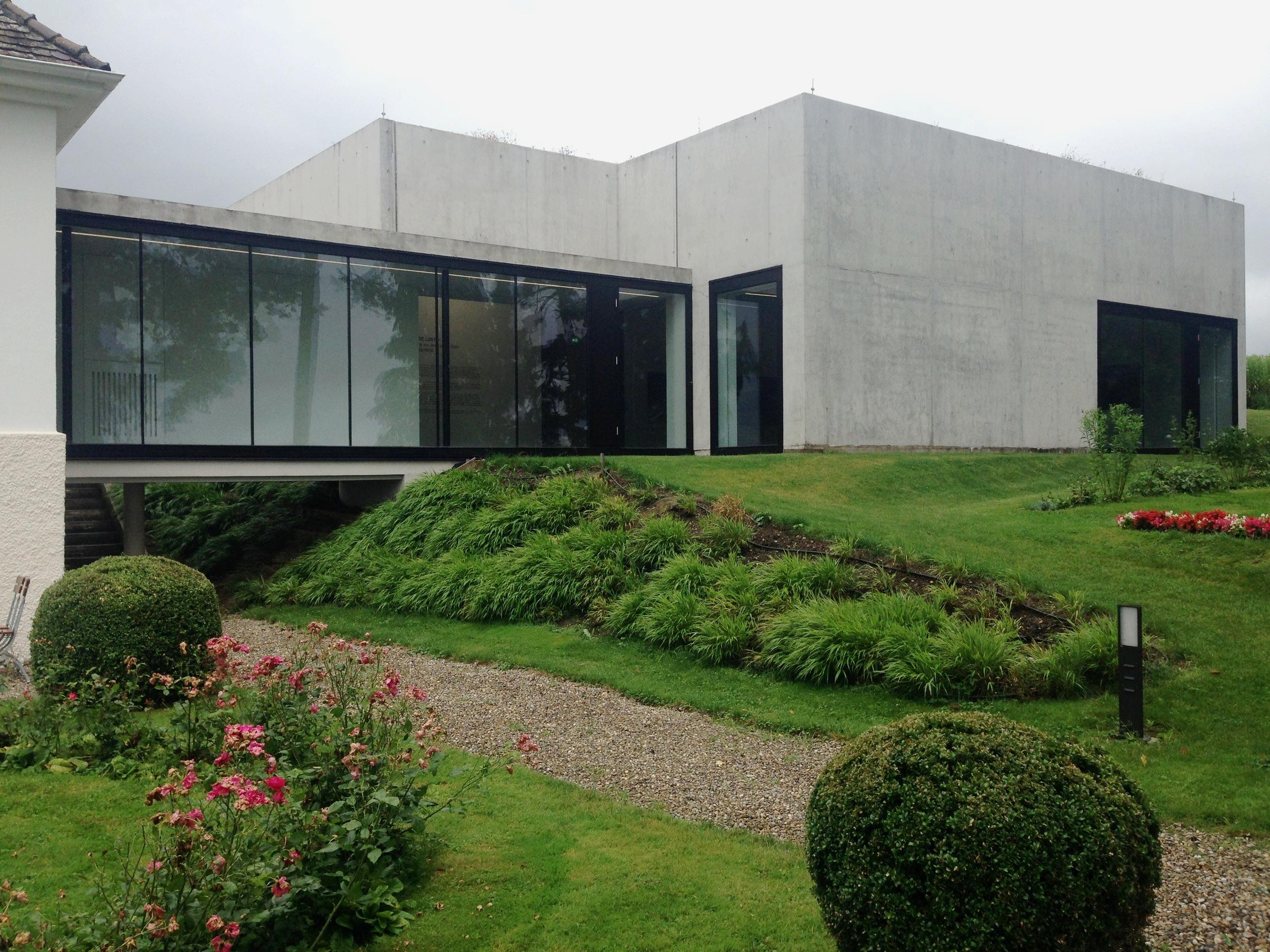 "Das Museum ""Villa Rot"" in Burgrieden-Rot (Oberschwaben)"