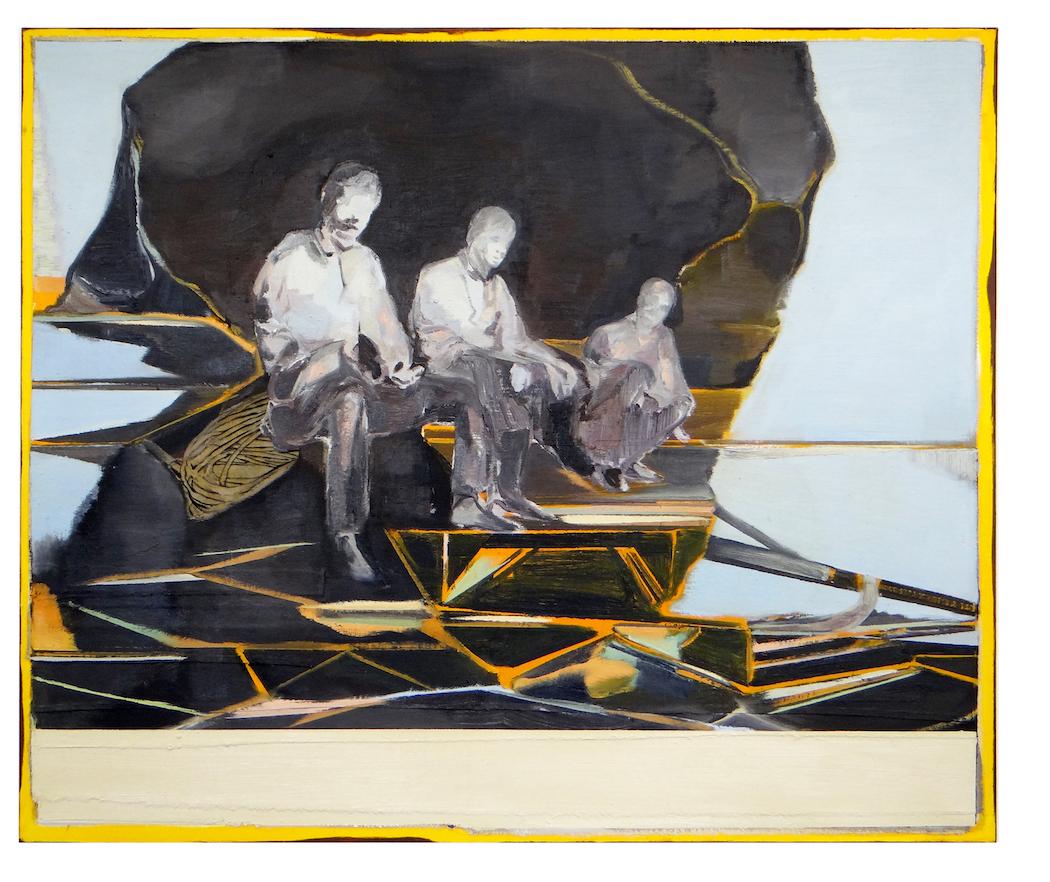 CHRISTOFER KOCHS - Jedes Bild bietet einen Kosmos an Möglichkeiten, an potenziellen Erzählsträngen.