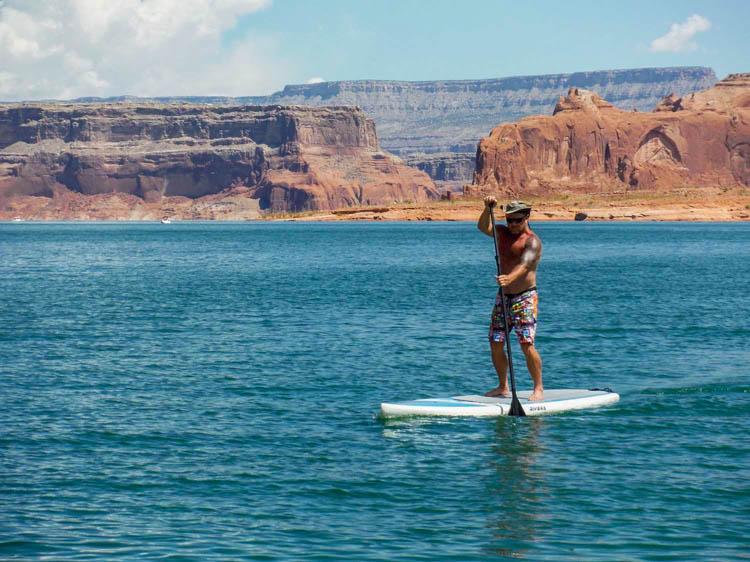 Photo courtesy of MOAB Eric,International Super Model. Taken on Lake Powell, Utah, August 2016.