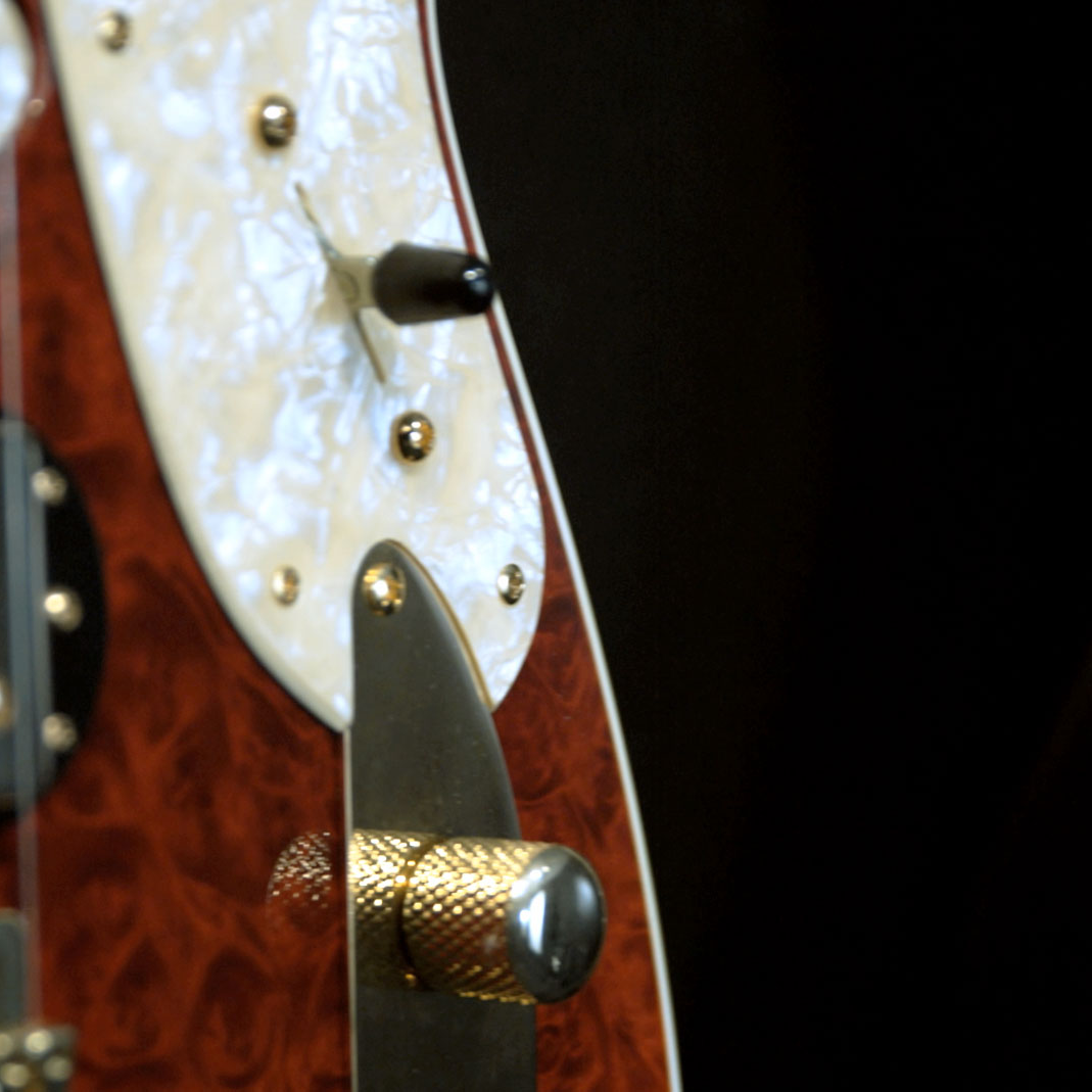 """""""Robin Guitars"""" Promotional Video Online Edit, Graphics and Color Grade"""