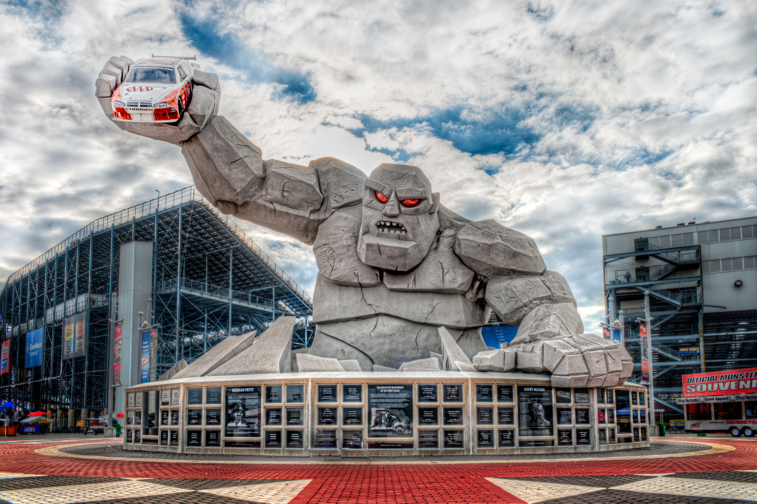 The Monster Mile - Dover International Raceway