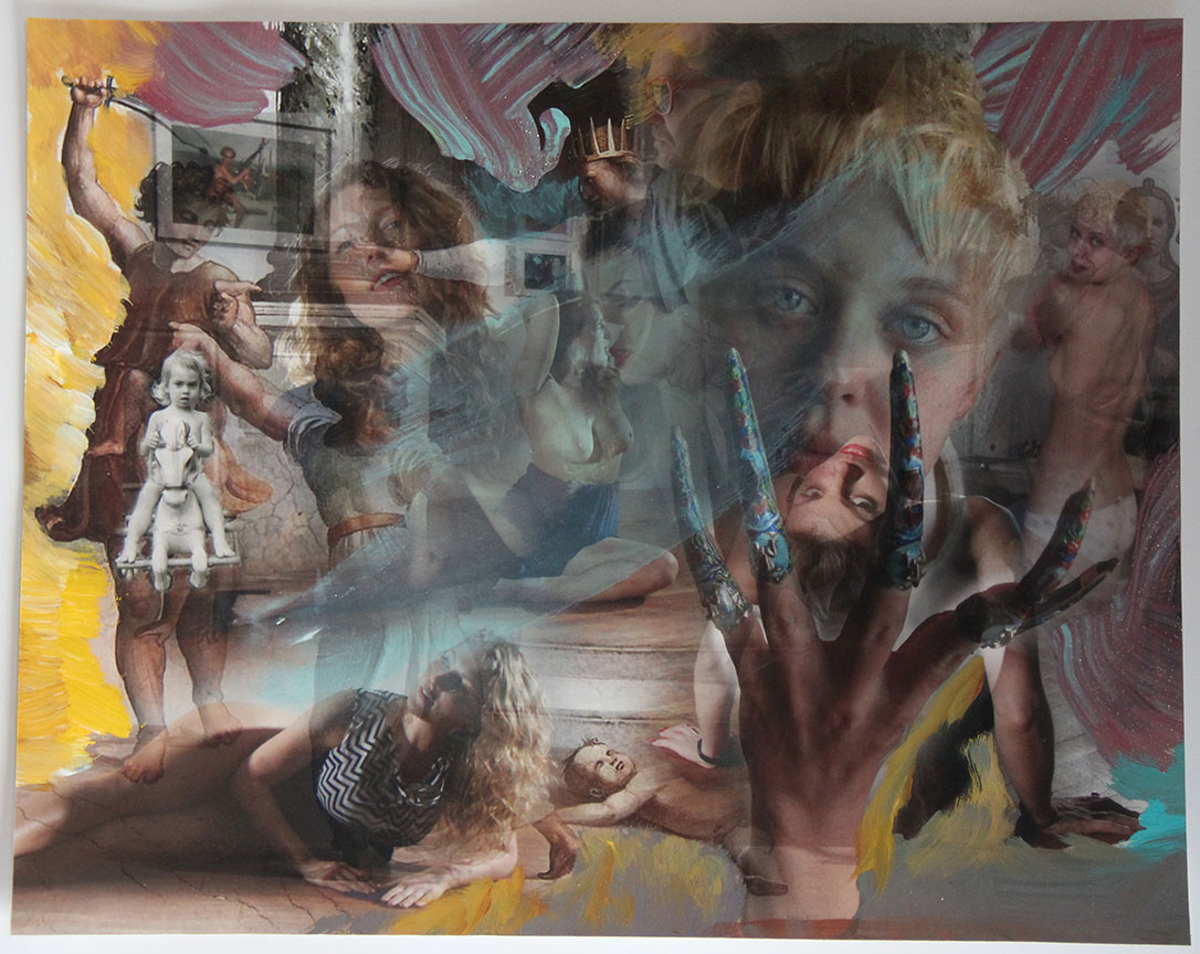 """Solomon Judgement #3"" (sold)"