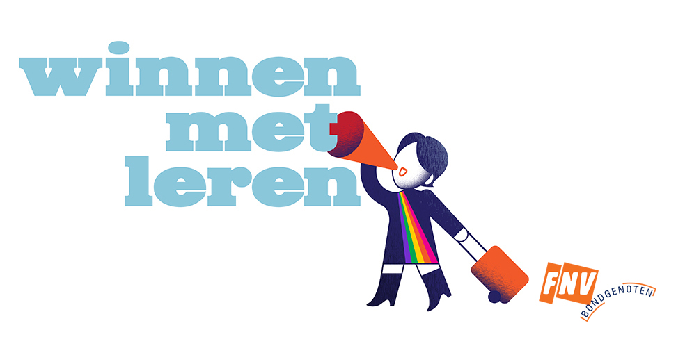 Logo Winnen met Leren