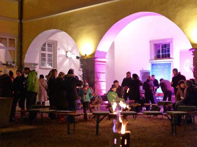 Heiße Melusine - Schloss Zeilitzheim (Photo: Jens Krappmann)