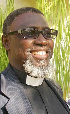 Photo courtesy of Chiques Church of the Brethren  Dr. Musa Mambula, National Spiritual Advisor to Ekklesiyar Yan'uwa a Nigeria (EYN, the Church of the Brethren in Nigeria)