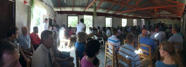 Sunday Church Service