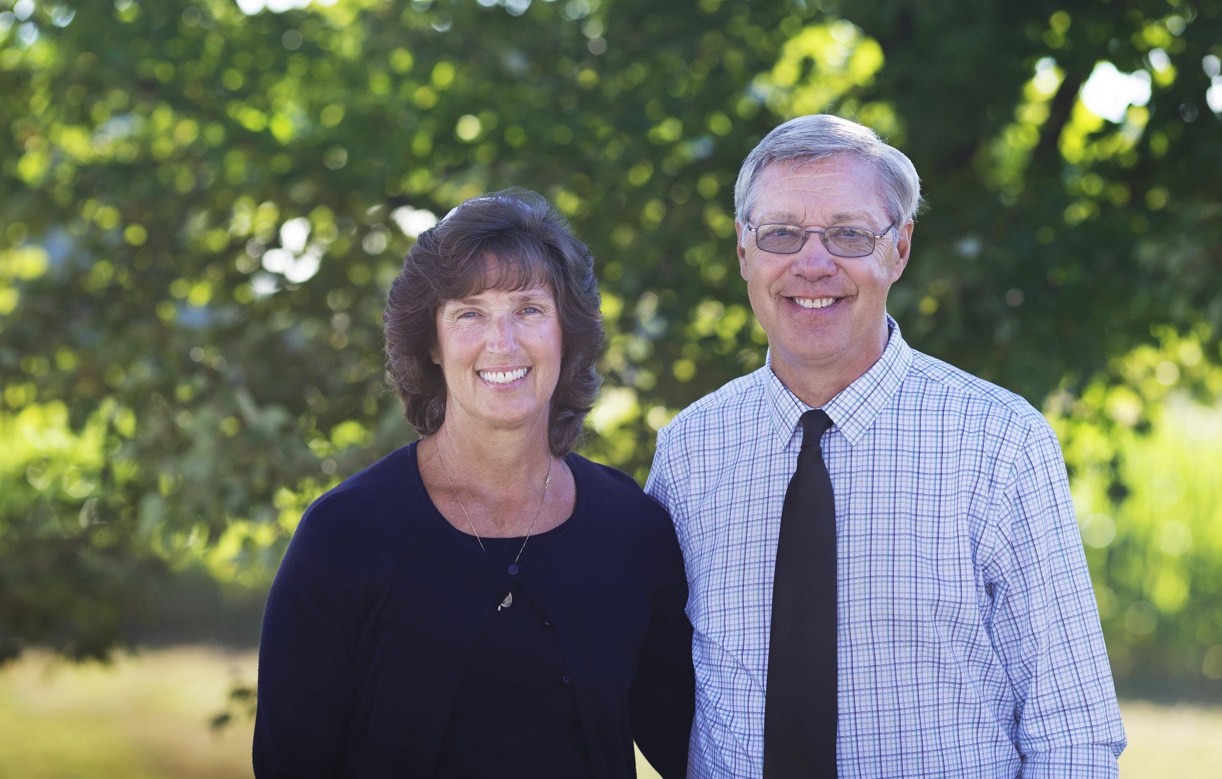 Wayne and Deb Hartman